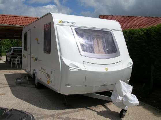 caravane caravanes camping car caravanes sterckman la verri re reference car car car. Black Bedroom Furniture Sets. Home Design Ideas