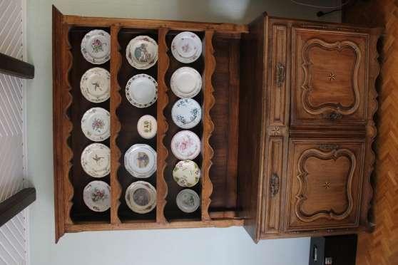 Ancien vaisselier meuble lorrain epinal antiquit art for Annonce meuble ancien