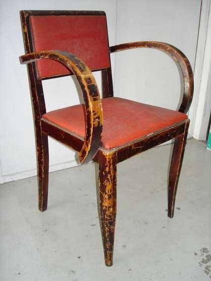 fauteuils bridge art deco houilles meubles d coration chaises fauteuils houilles. Black Bedroom Furniture Sets. Home Design Ideas