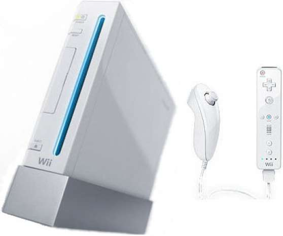 wii blanche 4.3 +neogama
