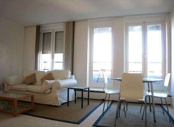 Appartement meublé, 2 pièces