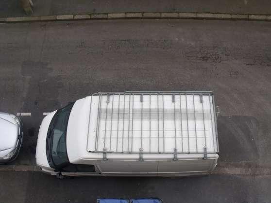 galerie de toit mts ford transit - Annonce gratuite marche.fr