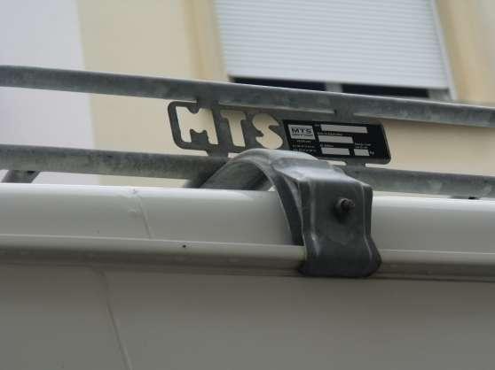 Galerie de toit MTS Ford Transit - Photo 4