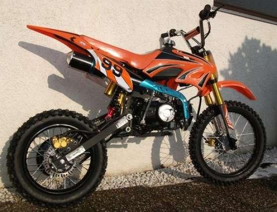 Dirt bike monster 125 cc 14 12 moto scooter v lo dirt bike montigny l s cormeilles - Code postal montigny les cormeilles ...