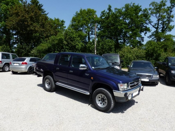 Toyota Hilux ii 2.4 td double cabine sr5