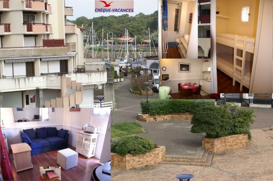 LOC VACANCES Appt T1B port plaisance 4C