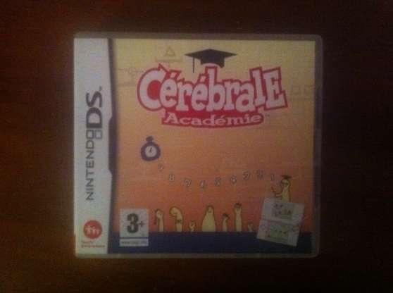 Jeux DS Cerebrale Academie