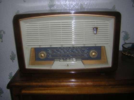 Annonce occasion, vente ou achat 'ancien poste radio'