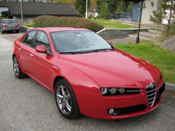 Alfa Romeo 159 1,9JTDM Nav Xenon 2007,
