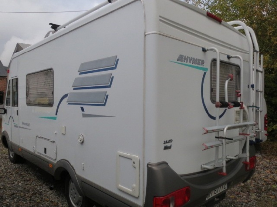 Camping-car Hymer B544 2001