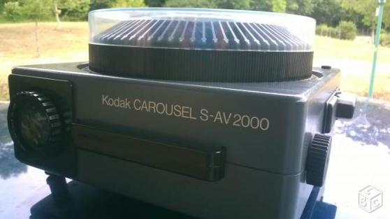 projecteur de diapo kodak caroussel