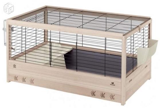 Annonce occasion, vente ou achat 'Grande cage bois cochon d'inde/lapin'