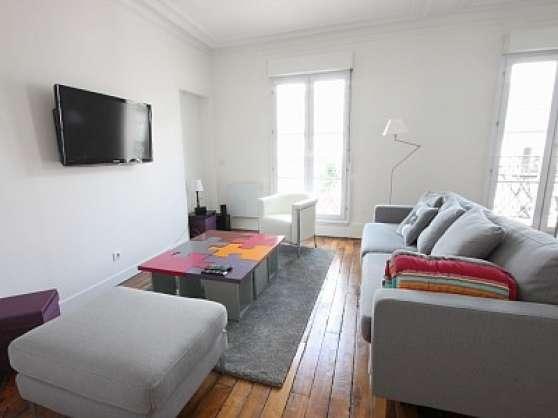 Appartement en duplex en Paris VI