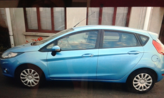 A vendre Ford fiesta trend pack 5 portes