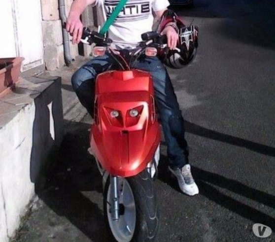 Mbk booster 75cc polini moto scooter v lo scooters for Montereau fault yonne code postal