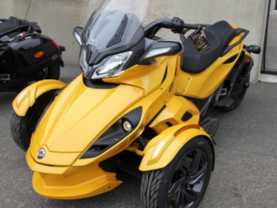 Annonce occasion, vente ou achat 'Can-Am Spyder Sportif'