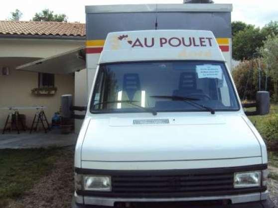 Camion r tisserie ann e 1992 marque j5 auto utilitaires for Garage auto saint maur