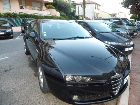 Annonce occasion, vente ou achat 'Vend Alfa Romeo 159 1,9 distinctive'