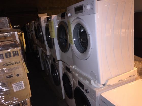 lot de machine à laver - Annonce gratuite marche.fr
