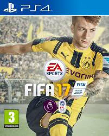 FIFA 2017 pour PS 4
