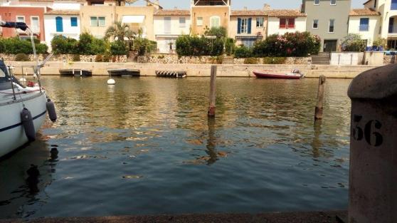 Petite Annonce : Location anneau 10 x 3 port cogolin - A louer Golf de St Tropez, port Cogolin, Place de port très calme et
