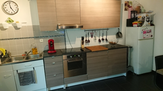 cuisine quip e beau rendu grand rangeme meubles d coration cuisines avion reference meu. Black Bedroom Furniture Sets. Home Design Ideas