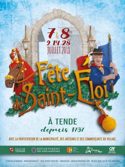 Annonce occasion, vente ou achat 'Festin Tende Fête de la Saint Eloi (0643'