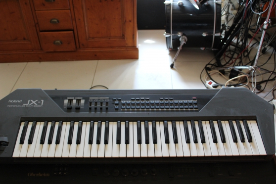 Annonce occasion, vente ou achat 'Synth Roland JX-1'