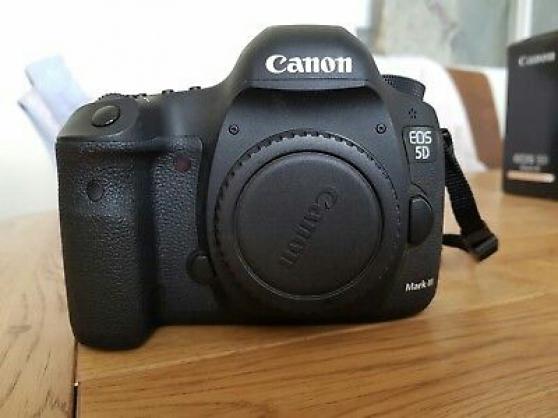 Annonce occasion, vente ou achat 'Canon 5D Mark III'