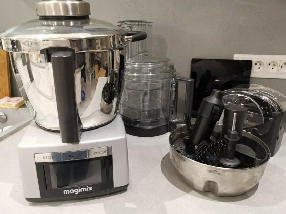 Annonce occasion, vente ou achat 'Magimix cook expert fevrier 2019'