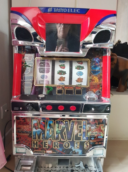machine à sous TAIYO ELEC MARVEL