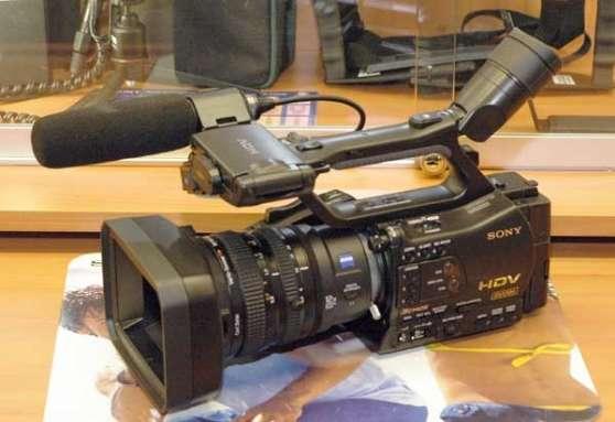 camera Sony HVR- Z1 - Tres bon etat