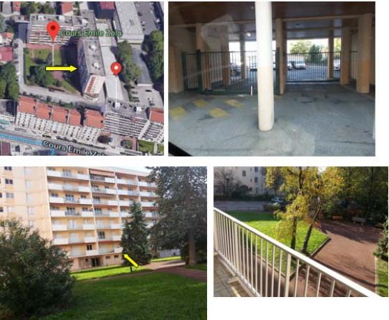 Vente Appartement 3 pièces 64 m²