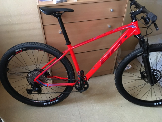 Annonce occasion, vente ou achat 'Vtt BH Expert 5.2 12V Rouge 2020'