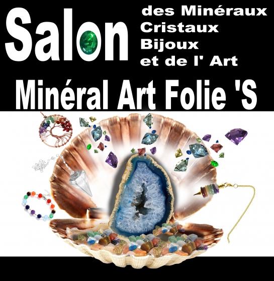 salon des minéraux bijoux et de l'art