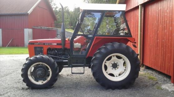 Annonce occasion, vente ou achat 'Tracteur Zetor 6245'