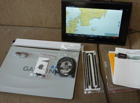 Garmin chartploter GPSMAP 7616 new