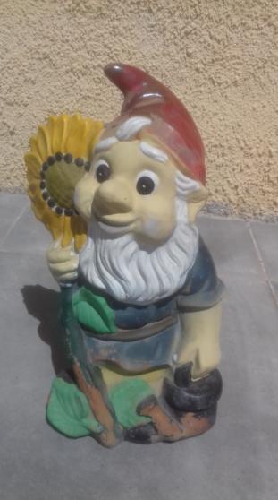 Annonce occasion, vente ou achat 'nain de jardin'
