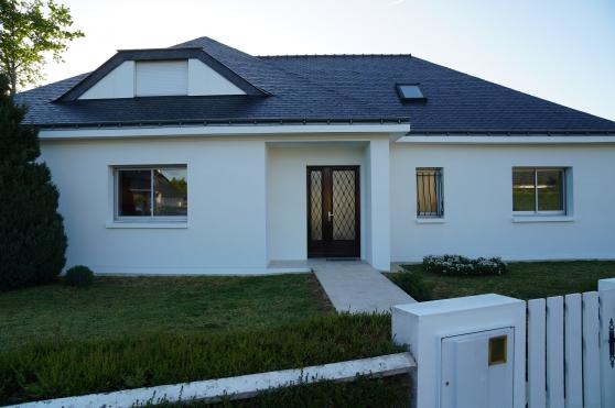 Maison d'architecte de 216 m²