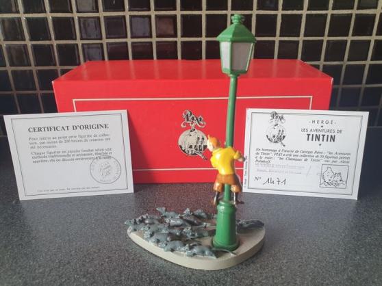 Tintin, le réverbère et les rats - Photo 2
