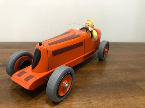 Annonce occasion, vente ou achat 'Tintin-figurine'