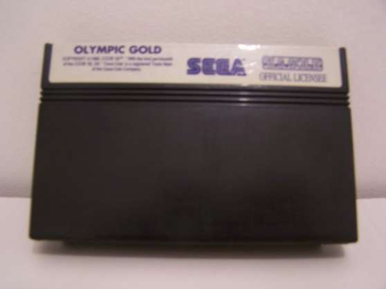 Annonce occasion, vente ou achat 'olympic gold master system'
