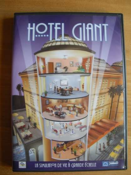 "Jeu PC ""Hotel Giant"""