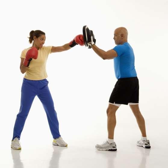 Boxercise: brûlez un max de calories!!
