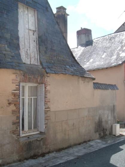Location maison segre contre rénovation