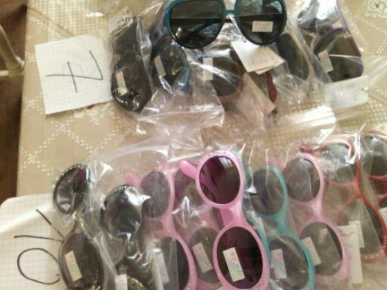 vends lunettes de soleil enfants - Annonce gratuite marche.fr