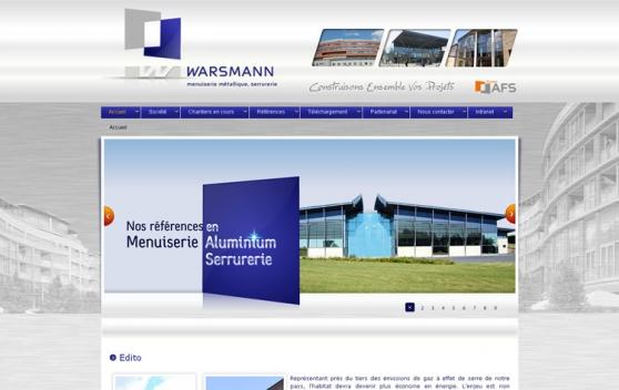 Warsmann, pose menuiserie rapide