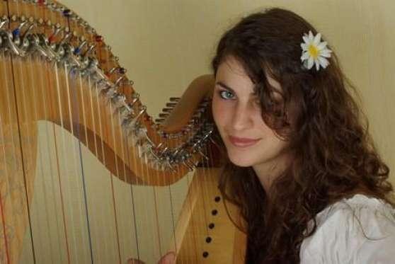 cours de harpe celtique, troubadour