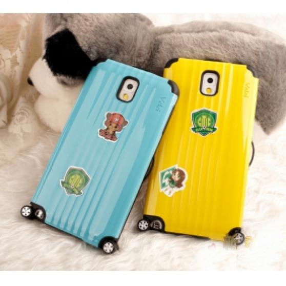 Coque Trolley Design Samsung Galaxy S5