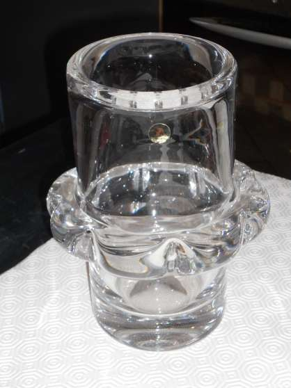 "VASE cristal ""Floris Meydam"""